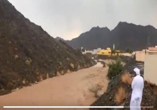الأرصاد: توقعات بسقوط أمطار على شرق وشمال الدولة