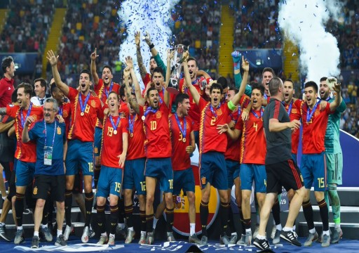 إسبانيا بطلة أوروبا للشباب للمرة الخامسة عقب الفوز على ألمانيا