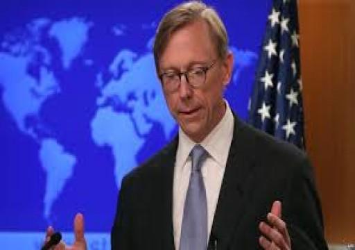مبعوث أمريكي يهدد بتفعيل عودة كل عقوبات الأمم المتحدة على إيران
