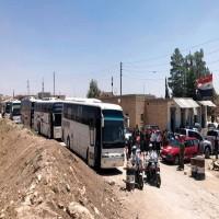 سوريا.. مقتل 15 مدنياً في قصف ليلي على ريف درعا الغربي