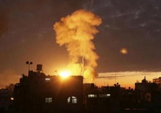 قصف إسرائيلي يستهدف اجتماعا لضابط سوريين وقائد فيلق القدس الجديد