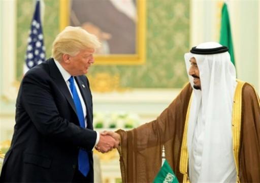 مجلة أمريكية: ترامب رفض مقترحا من العاهل السعودي لغزو قطر