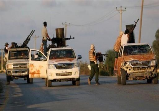 حكومة الوفاق: الأوضاع الأمنية في طرابلس تسير بشكل طبيعي