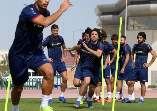 كأس آسيا 19: العراق يرفع شعار التحدي أمام إيران