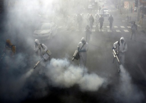 إيران تسجل 97 وفاة جديدة جراء كورونا المستجد والحصيلة ترتفع إلى 611 وفاة