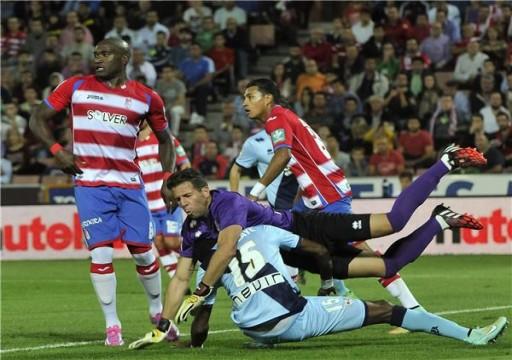 ليفانتي يجتاز غرناطة بهدف قاتل في الدوري الإسباني