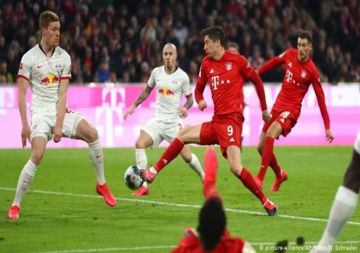 ألمانيا تسمح باستئناف مباريات دوري كرة القدم اعتبارا من 15 مايو
