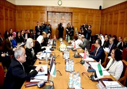 وزراء الصحة العرب يناقشون في القاهرة الاستعدادات لمواجهة كورونا