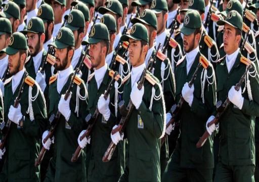 التوتر مع أمريكا يدفع إيران لإجراء تغيرات كبرى في الحرس الثوري
