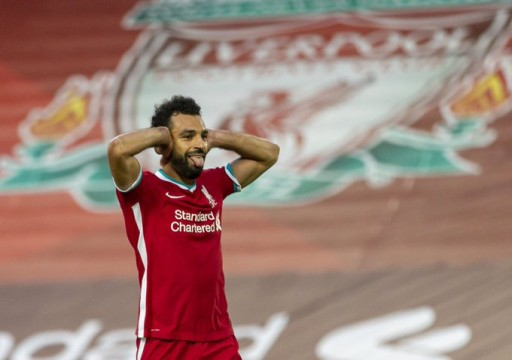 صلاح يمنح ليفربول فوزا صعبا على ليدز يونايتد في الدوري الإنجليزي