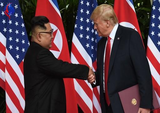 ترامب يقول إنه سعيد بعودة زعيم كوريا الشمالية