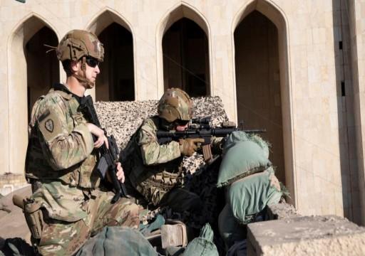 مقتل جنود أميركيين وعراقيين بمواجهات أدت لمقتل 25 من تنظيم الدولة بالعراق