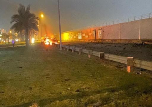 الحرس الثوري الإيراني يعترف بمقتل قاسم سليماني في ضربة أميركية بالعراق