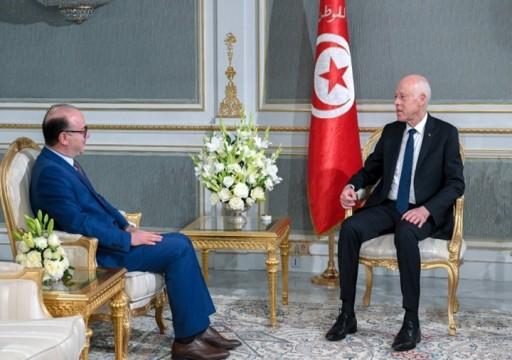 تونس.. قيس سعيد يكلف إلياس الفخفاخ بتشكيل حكومة جديدة