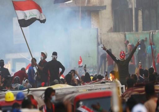 """القضاء العراقي يعلن الإفراج عن جميع المتظاهرين """"السلميين"""""""