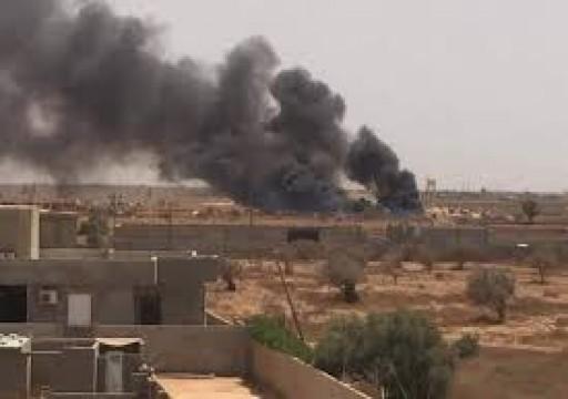 ليبيا.. 5 قتلى بتفجير سيارة استهدف قيادات حفتر في بنغازي