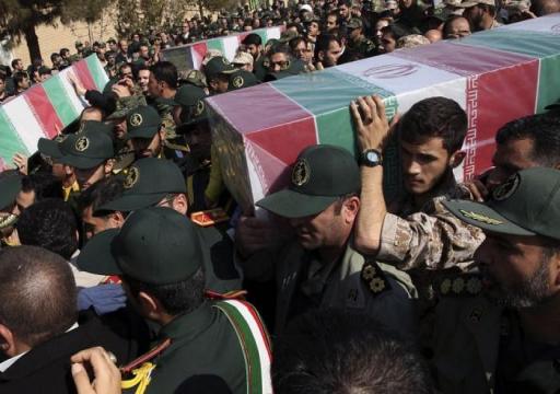 مقتل ثلاثة من الحرس الثوري الإيراني في اشتباك بالقرب من الحدود العراقية