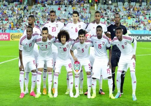 """""""الأبيض"""" في مواجهة اليمن في افتتاحي """"خليجي 24"""" بقطر"""