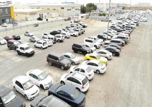 عجمان.. ضبط 34 مركبة بسبب التفحيط والقيادة بطيش وتهور