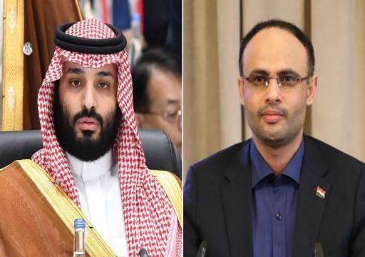 مصادر: اتصالات مباشرة بين بن سلمان والحوثيين في اليمن