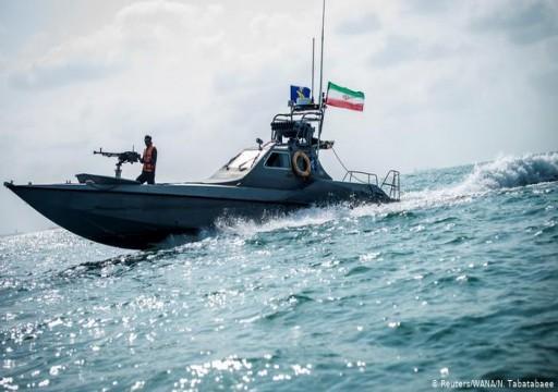 إيران تحتجز سفينة قرب جزيرة أبو موسى في الخليج للاشتباه في تهريب وقود