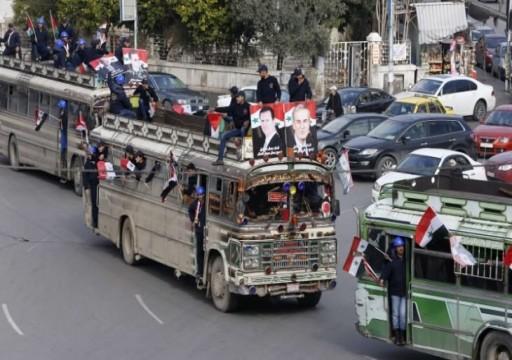 مسؤولة في النظام السوري تطرح مشروعاً استراتيجياً أمام الإمارات لتنفيذه بدمشق