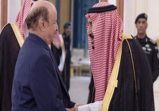 رحبت بالدعوة السعودية.. حكومة هادي: لا حوار قبل انسحاب الانفصاليين في عدن