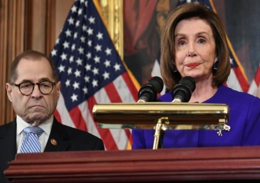 الديموقراطيون يتهمون ترامب بعرقلة عمل الكونغرس وإساءة استخدام السلطة