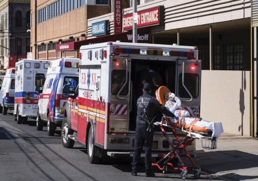 كورونا.. 1480 حالة وفاة جديدة بأمريكا والصين تعلن حداداً على ضحايا الوباء