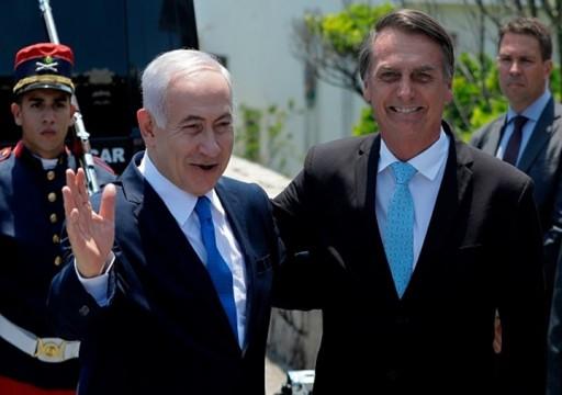 توعد بنقل سفارة بلاده إلى القدس.. رئيس البرازيل يزور أبوظبي في أكتوبر