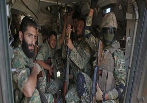 قسد تسحب كامل قواتها من رأس العين شمالي سوريا