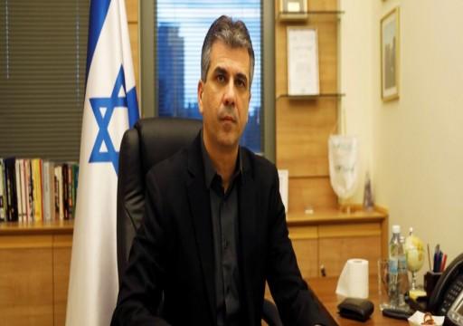 وزير الاستخبارات الإسرائيلي: أبوظبي والرياض مهتمتان بالتعاون معنا