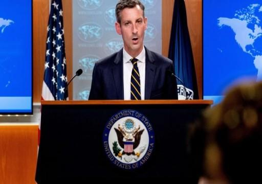 """واشنطن تكذب رواية الاحتلال بشأن تصنيف مؤسسات فلسطينية على أنها """"إرهابية"""""""