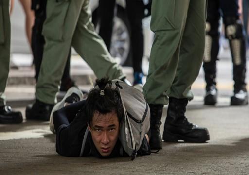 أمريكا تدرس خيارات محدودة للتعامل مع الصين بسبب هونج كونج