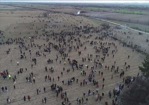 اليونان تمنع دخول 35 ألف مهاجر وتعتزم ترحيل من دخلوها بعد أول مارس