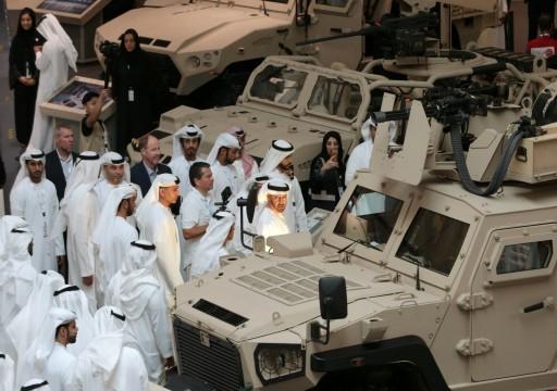 إيدكس: الإمارات توقع صفقات عسكرية بـ3.87 مليار درهم