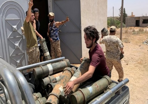 مصادر عسكرية: قاذفات مليشيا حفتر في ترهونة مصدرها أبوظبي