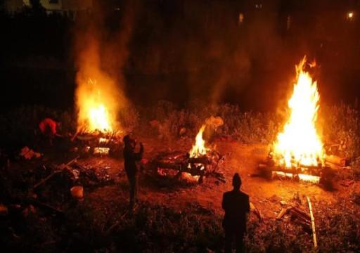 الحكومة السريلانكية تصر على إحراق جثث موتى المسلمين بسبب كورونا