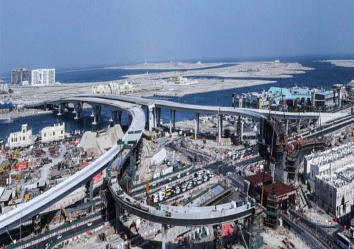 طرق دبي: إنجاز 75% من مشروع الجسور المؤدية لمداخل جزر الديرة