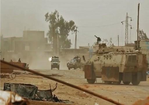 الوفاق الليبية تعلن تدمير مدرعات إماراتية على مشارف طرابلس