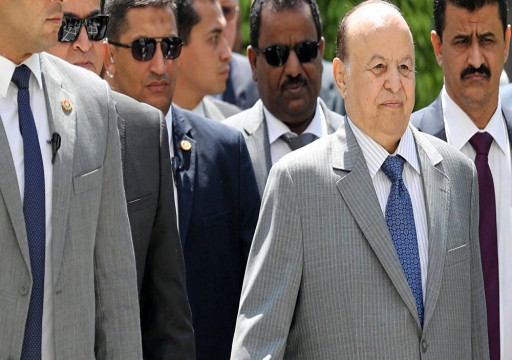 الرئيس اليمني يغادر إلى الولايات المتحدة الأربعاء لإجراء فحوصات طبية