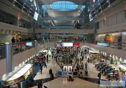 انخفاض عدد مسافري مطار آل مكتوم بدبي 2.3% في الربع الأول