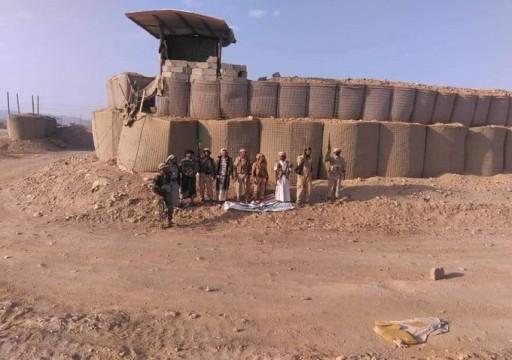 الجيش اليمني يسيطر على جميع معسكرات القوات المدعومة إماراتياً في عتق