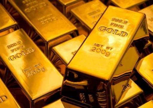 الذهب يرتفع لكنه يتجه لأسوأ أداء أسبوعي في شهرين