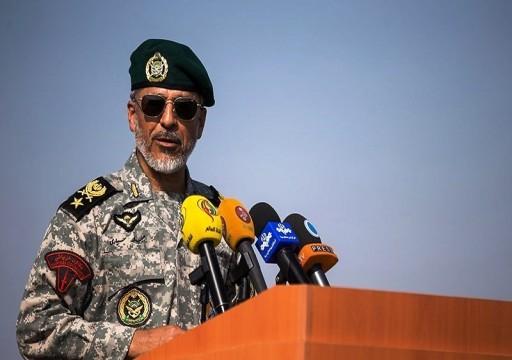 مسؤول إيراني يقول إن المناورات مع روسيا والصين لا تستهدف واشنطن