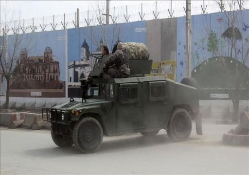 """مقتل 7 عسكريين أفغان في هجوم لـ""""طالبان"""""""