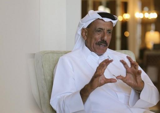 خلف الحبتور يستنجد بالمعارضة الإيرانية لتحرير الجزر الإماراتية