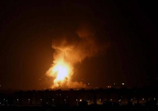 رويترز: إطلاق ثلاثة صواريخ كاتيوشا صوب المنطقة الخضراء في بغداد