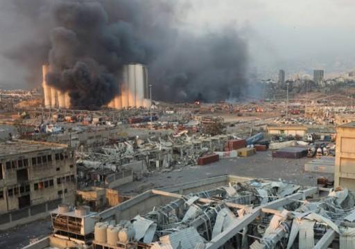 محافظ بيروت: قيمة أضرار الانفجار قد تصل 5 مليارات دولار