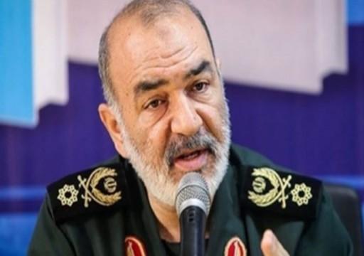 قائد الحرس الثوري: أمن الخليج بيد إيران
